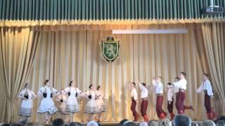 """Первоцвіт   """"Угорський танець"""" - частина 2"""