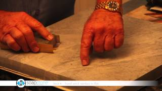 How to repair soapstone countertops by Soapstone International