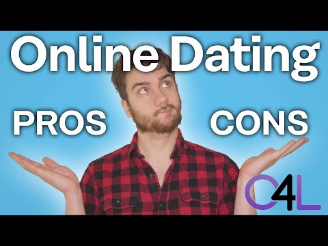 Should I Try Online Dating? The Pros and Cons of Online Dating [year] 2