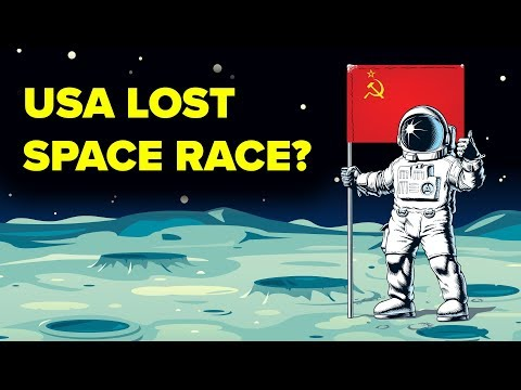 What If Russia Landed On The Moon First?