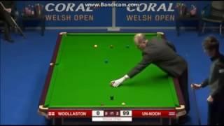 เอฟ เกิดในรัชกาลที่9!!! เอฟ นครนายก สอย Ben Woollaston 99-0 Coral Welsh Open