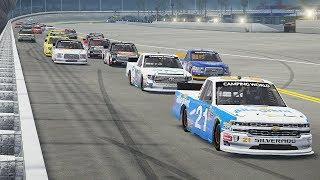 Daytona Truck Race! | Nascar Heat 2