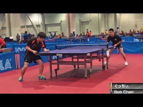 【卓球】ぐっちぃが選ぶスーパープレイ集2018【Table Tennis】