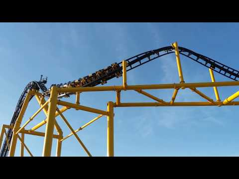 Watch Kennywood's Steel Curtain Take its First Test Run! (Video)