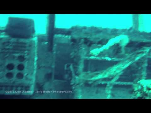 USS Oriskany (CV-34) - Scuba Diving the Wreck of an Aircraft Carrier