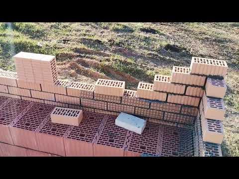 Строим дом из керамического блока