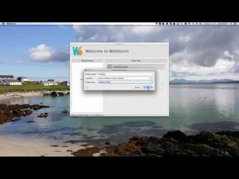 WebStorm 9 - Meteor Support