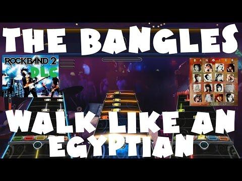 The Bangles - Walk Like An Egyptian - Rock Band 2 DLC Expert Full Band (November 17th, 2009)