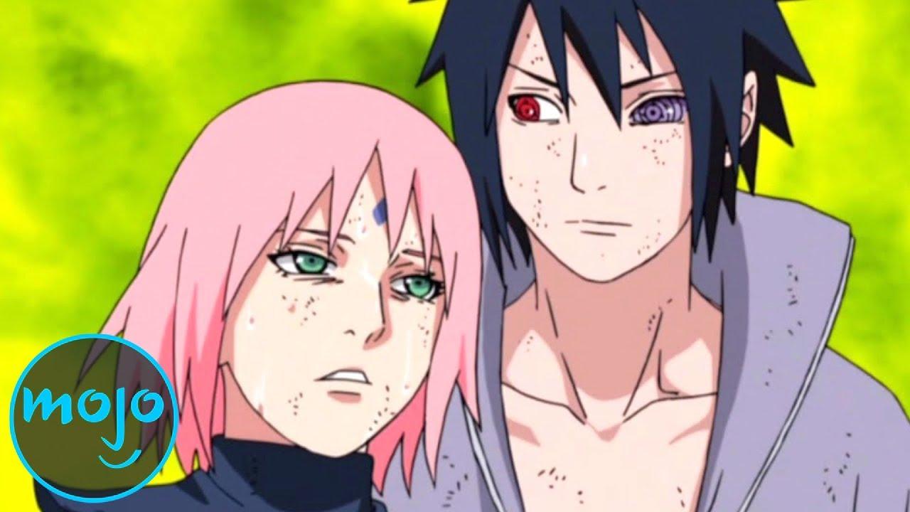 Top 10 Anime Villains Who Got The Girl (ft. Todd Haberkorn)