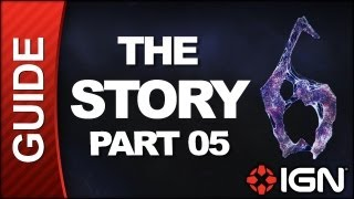 The Story of Resident Evil 6 - Part 5