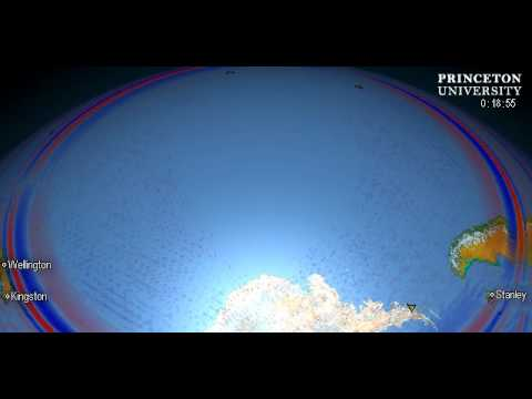 Magnitude 5.8 Quake, SOUTHERN EAST PACIFIC RISE