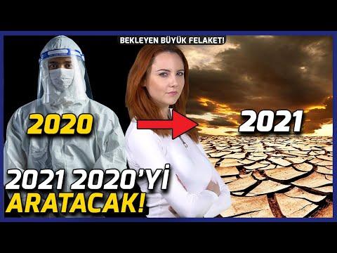 2021'de  Konuşacağımız En Büyük Sorun: Susuzluk! I 2021, 2020'yi Aratacak!