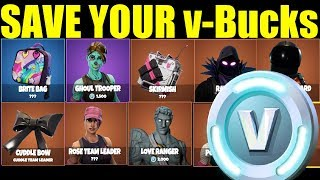 Fortnite: Why You Should SAVE Your V-Bucks Right Now! (Upcoming Fortnite Update)