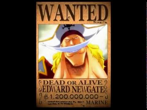 One Piece Wanted 2015 (Recompensas)