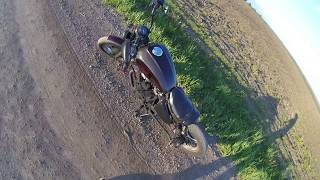 brappin on a budget ep 6 cb450 bobber build test ride round 2 working out the bugs