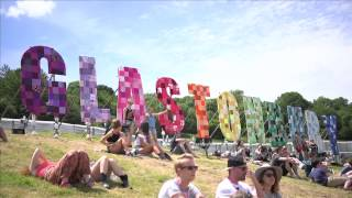 Glastonbury 2015: Music fans descend on Worthy Farm as Met Office forecasts mostly dry festival