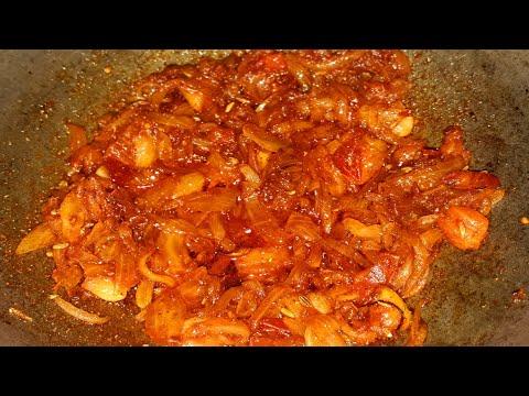 కూరగాయలు లేనప్పుడు ఇడ్లి, దోసె, అన్నంలోకి  ఉల్లి కూర చేయండి ..How to make Tasty Onion Curry