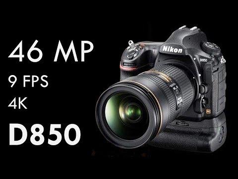 Nikon D850 Preview!