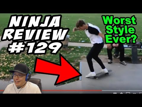 Ninja Review #129: WORST Style In History?