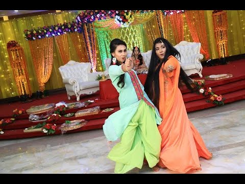Sharara Sharara |Femy & Shaon's Holud Dance Performance|