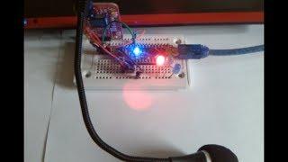 Arduino voice control tutorial
