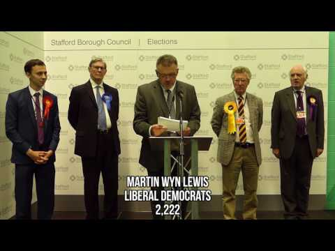 2017 General Election - Stone Declaration