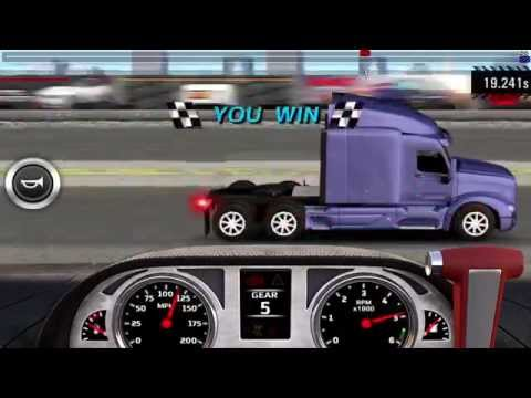 Drag Racing 4x4 Trailer