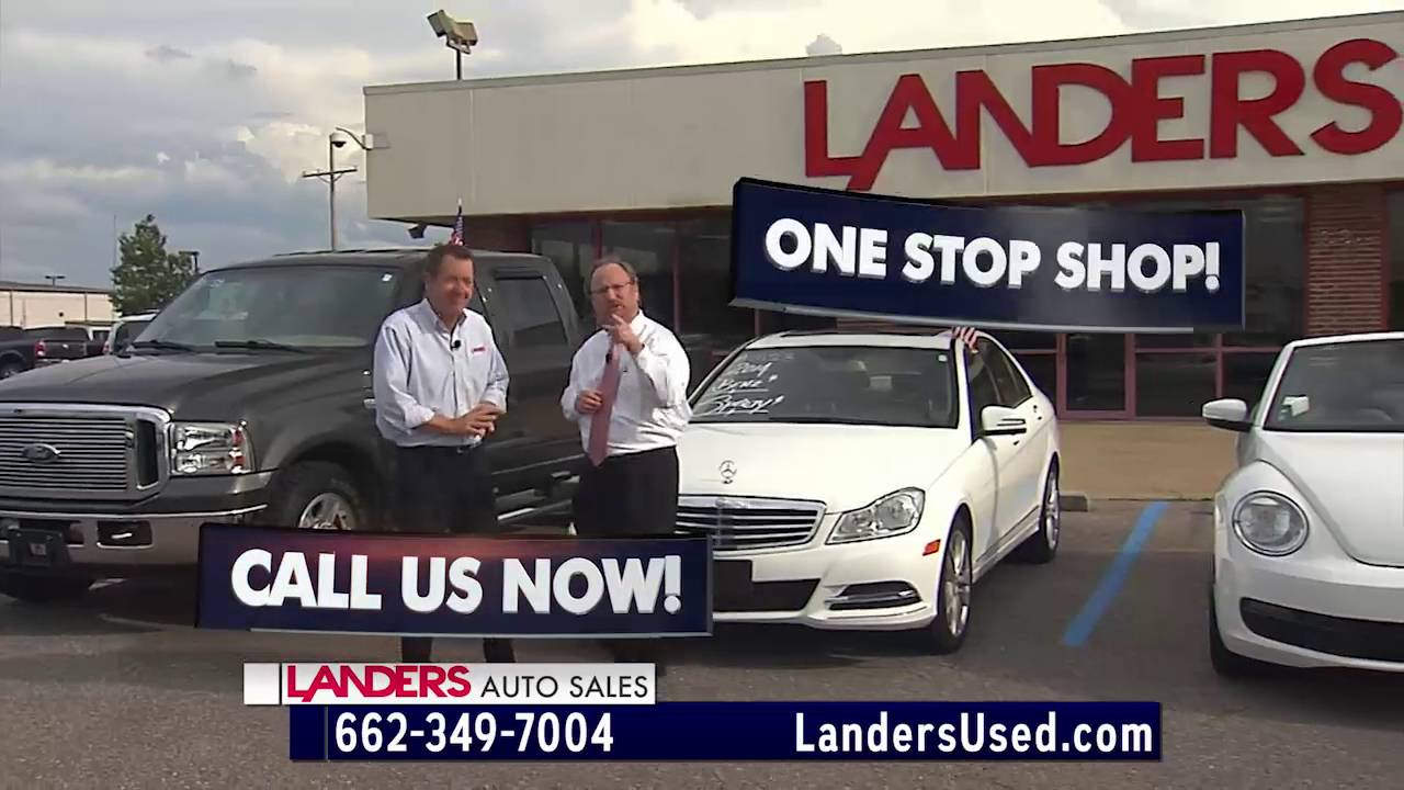 Landers Auto Sales >> We Ve Got Cars For Every Budget At Landers Auto Sales