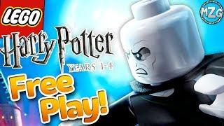 LEGO Harry Potter Years 1 - 4 - Part 25 - Bonus Levels! 100% Complete!
