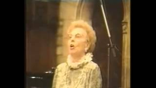 Magda Olivero 83th Io son l'umile ancella 1993