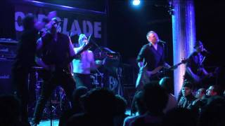 Goldblade - Oh Bondage Up Yours (live in NYC)