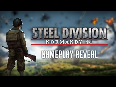 Steel Division: Normandy 44 - Gameplay reveal