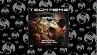 Tech N9ne - On The Bible (feat. T.I & Zuse)