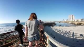 Samsung Gear 360 (2017) 4K Test Footage