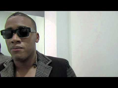 Anselmo Ralph Flash Interview