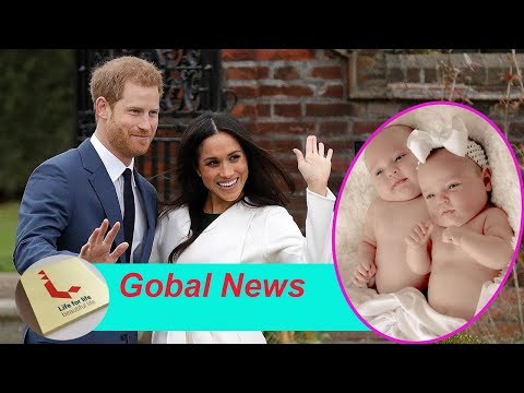 New Report: Queen confirmed Harry & Meghan are pregnant Twins after two weeks of marriage Mp3
