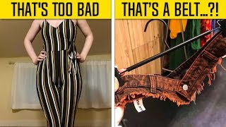 Epic Clothing Disasters, It's Hilarious