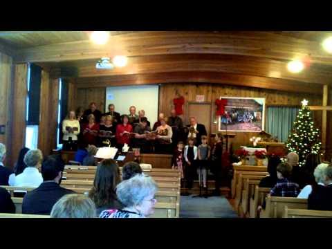Marchmont Baptist Church Christmas Choir