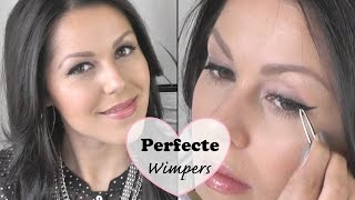 ♥ How to: PERFECT valse wimpers aanbrengen Thumbnail