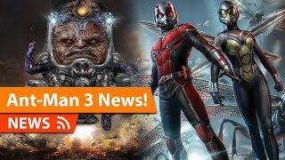Ant-Man 3 Confirmed for Phase 5 - Avengers & MCU Future
