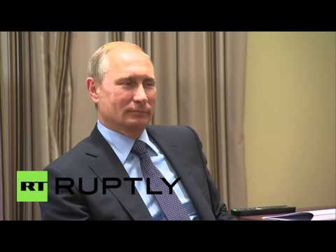 Russia: Putin talks fiscal reform with trade unions chairman