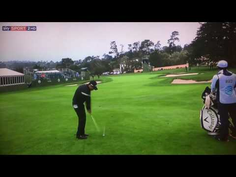 AT&T Pebble Beach Pro-Am 2017 - RD 1.