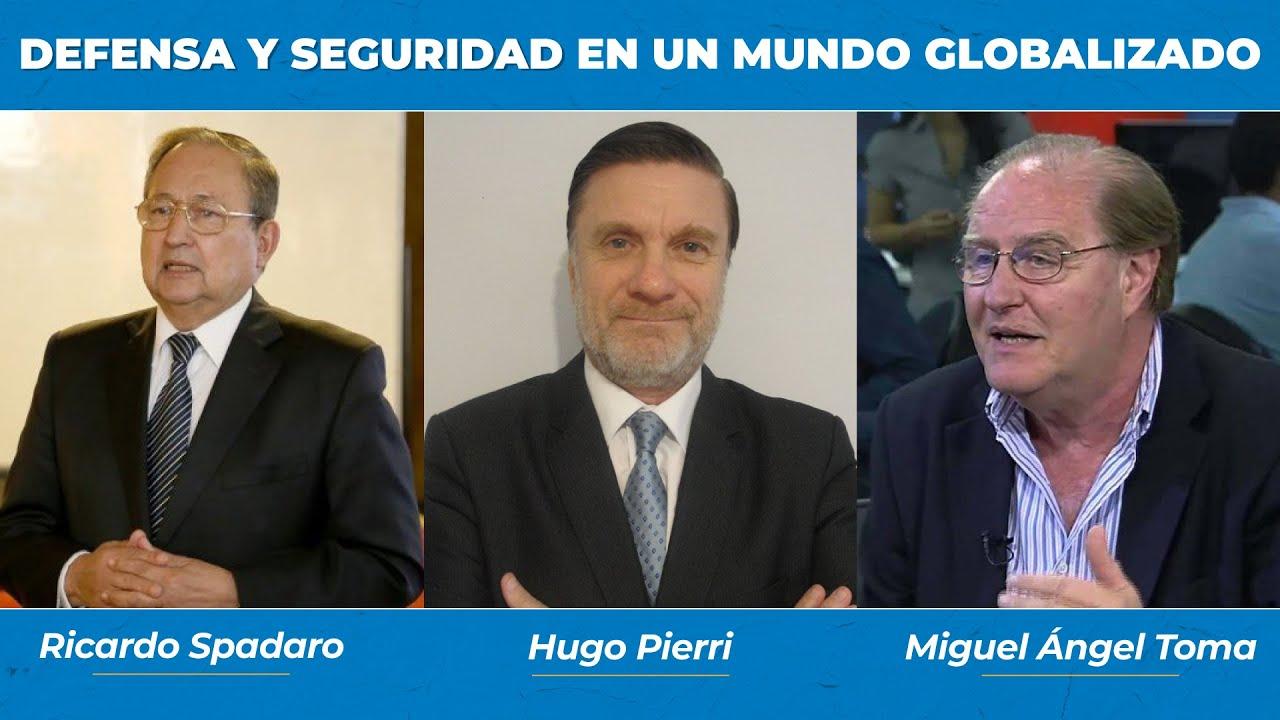 Defensa y seguridad en un mundo globalizado