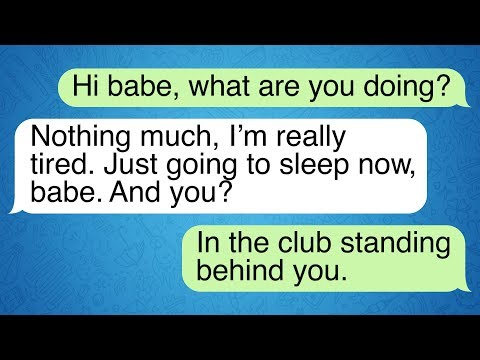 Funniest dating fails on text messaging