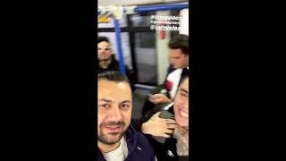 Lino Golden,Andra Ghinea, Mario Fresh si Alexia Eram in Londra
