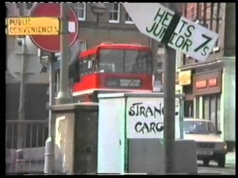Buses in North London - 16th June 1987