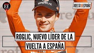 Roglic, nuevo líder de la Vuelta a España. Superman López y Nairo, a atacar - El Espectador