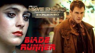 Blade Runner - Movie Endings Explained