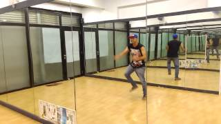 Dj Waley Babu of Badshah ft.Aastha Gill Choreography By Ishan Mehta