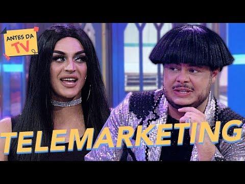 Telemarketing - Marcus Majella + Pabllo Vittar - Ferdinando Show - Humor Multishow
